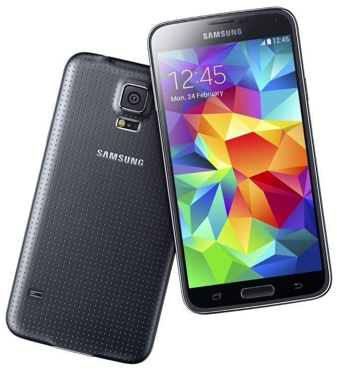Galaxy-S5-Black