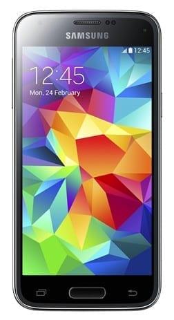 Galaxy S5 mini black