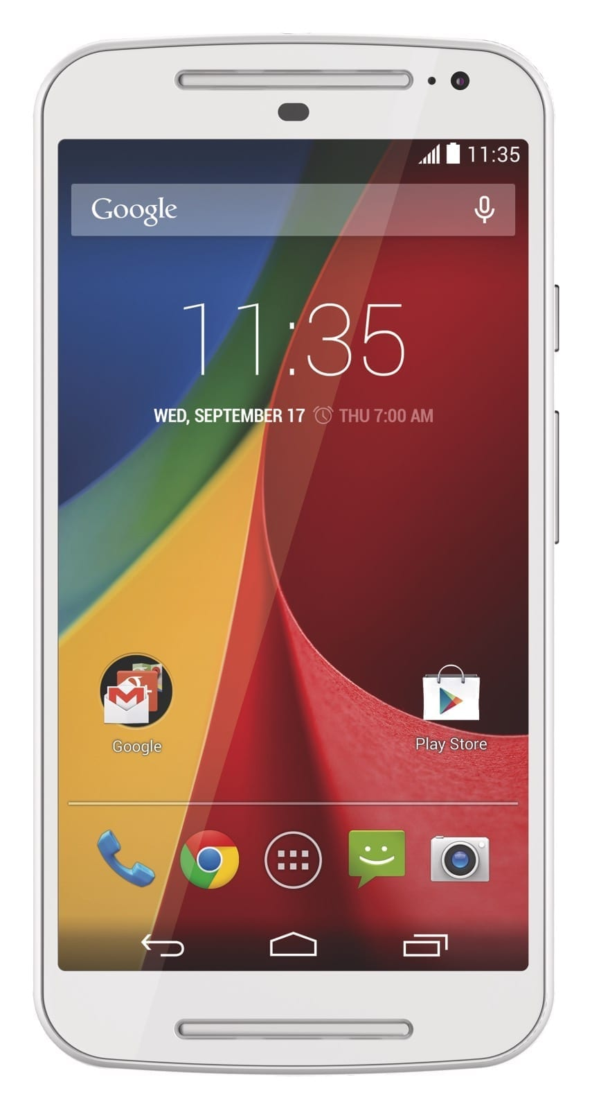 Moto G (2nd Generation) now with 4G LTE