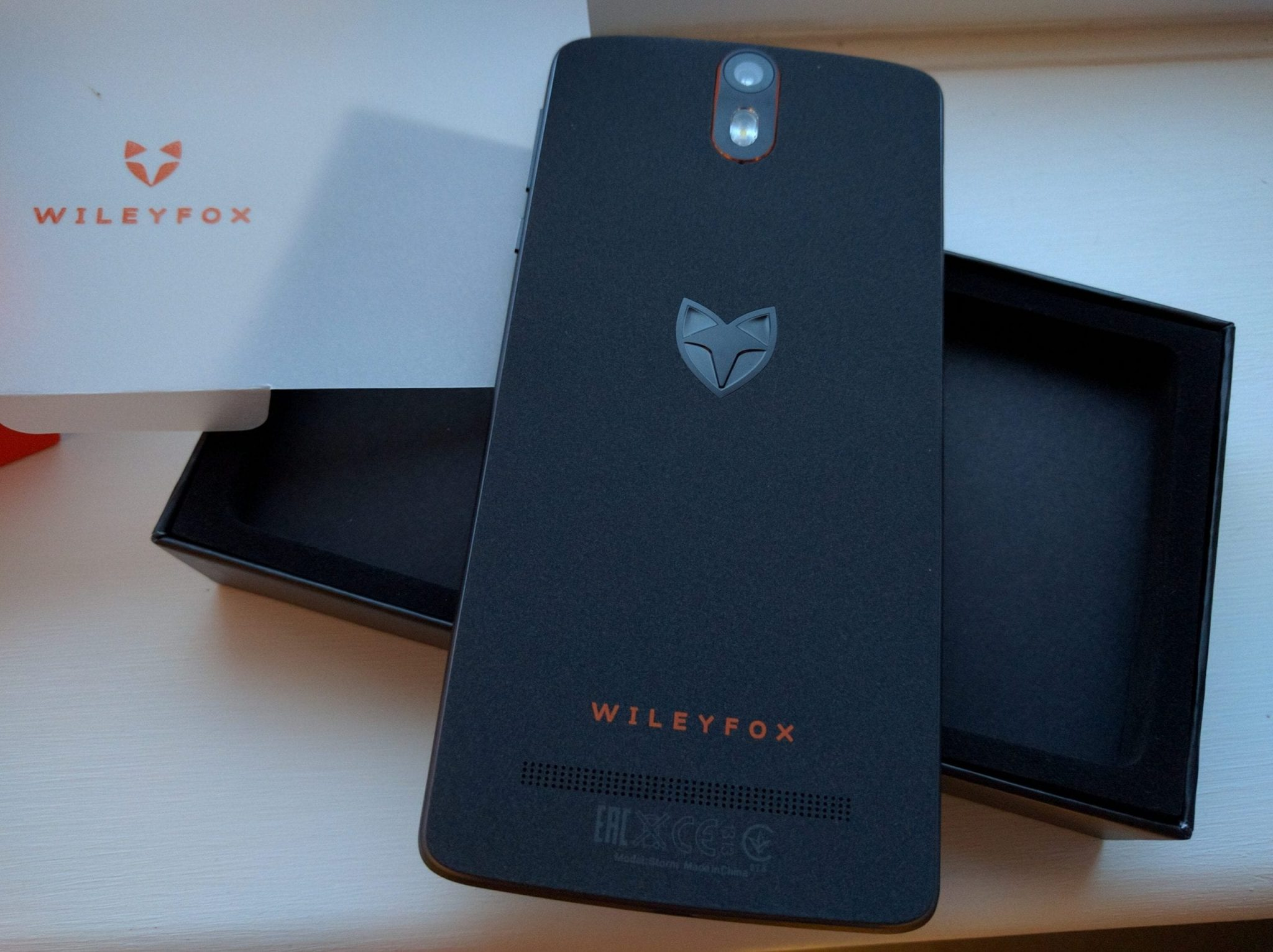 Wileyfox Storm