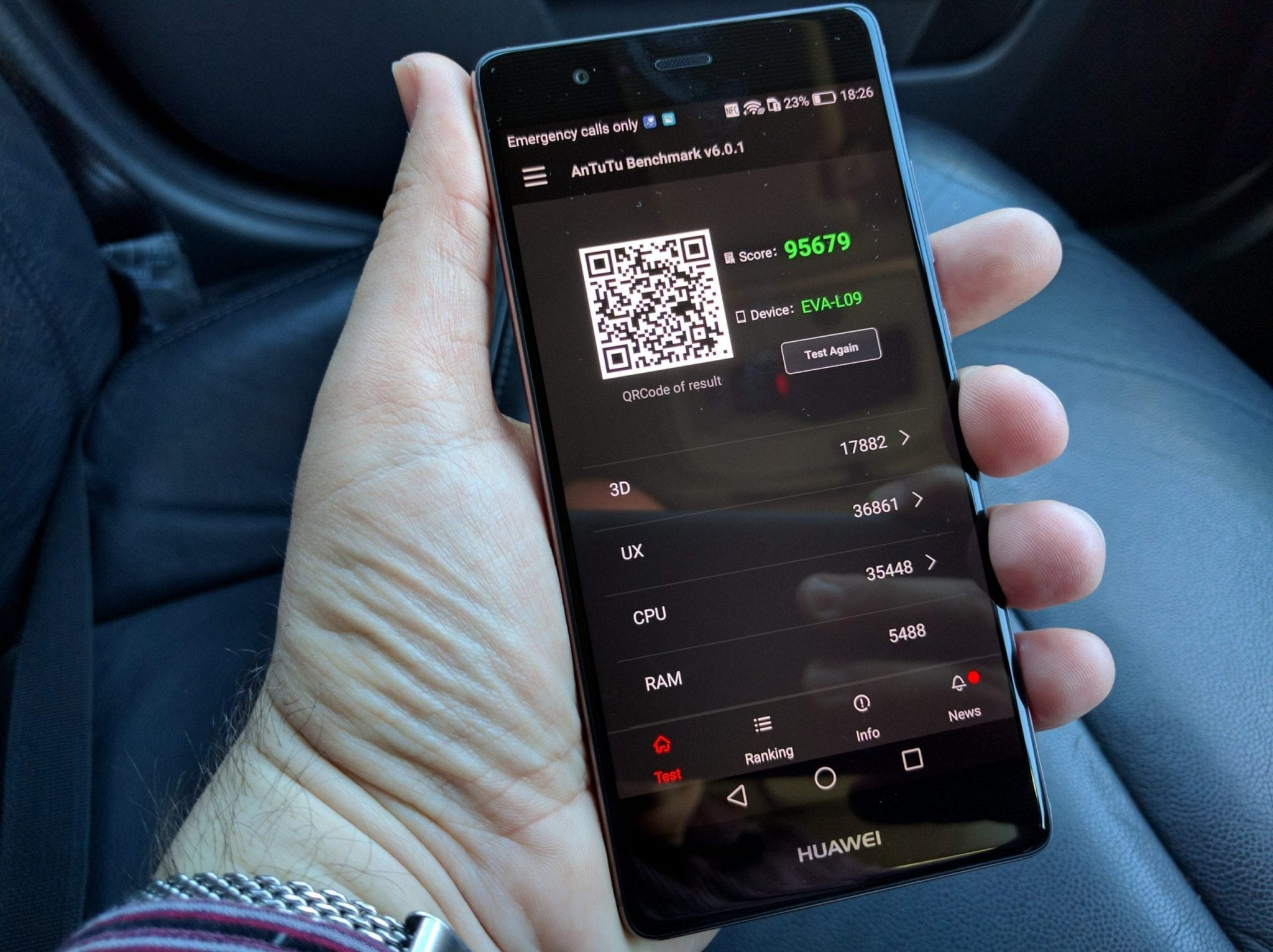 HuaweiP9-AnTuTu-Score
