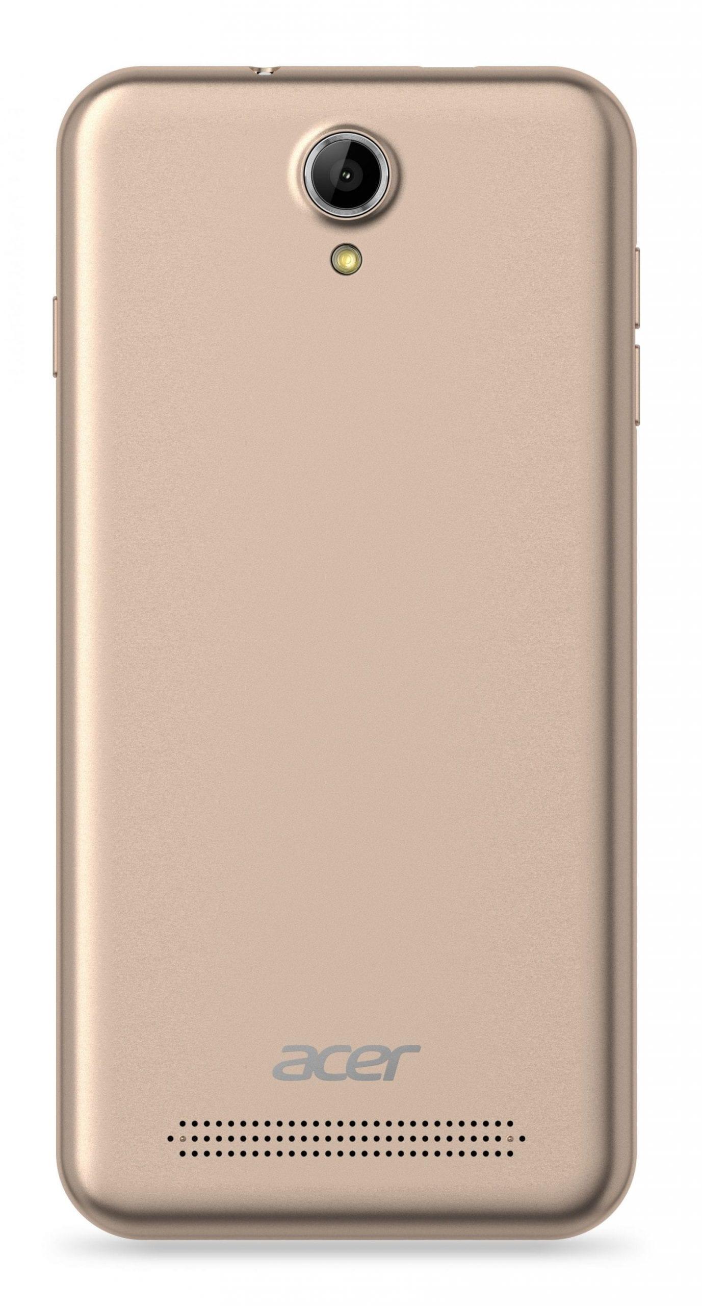 Acer Liquid Z6 Gold)