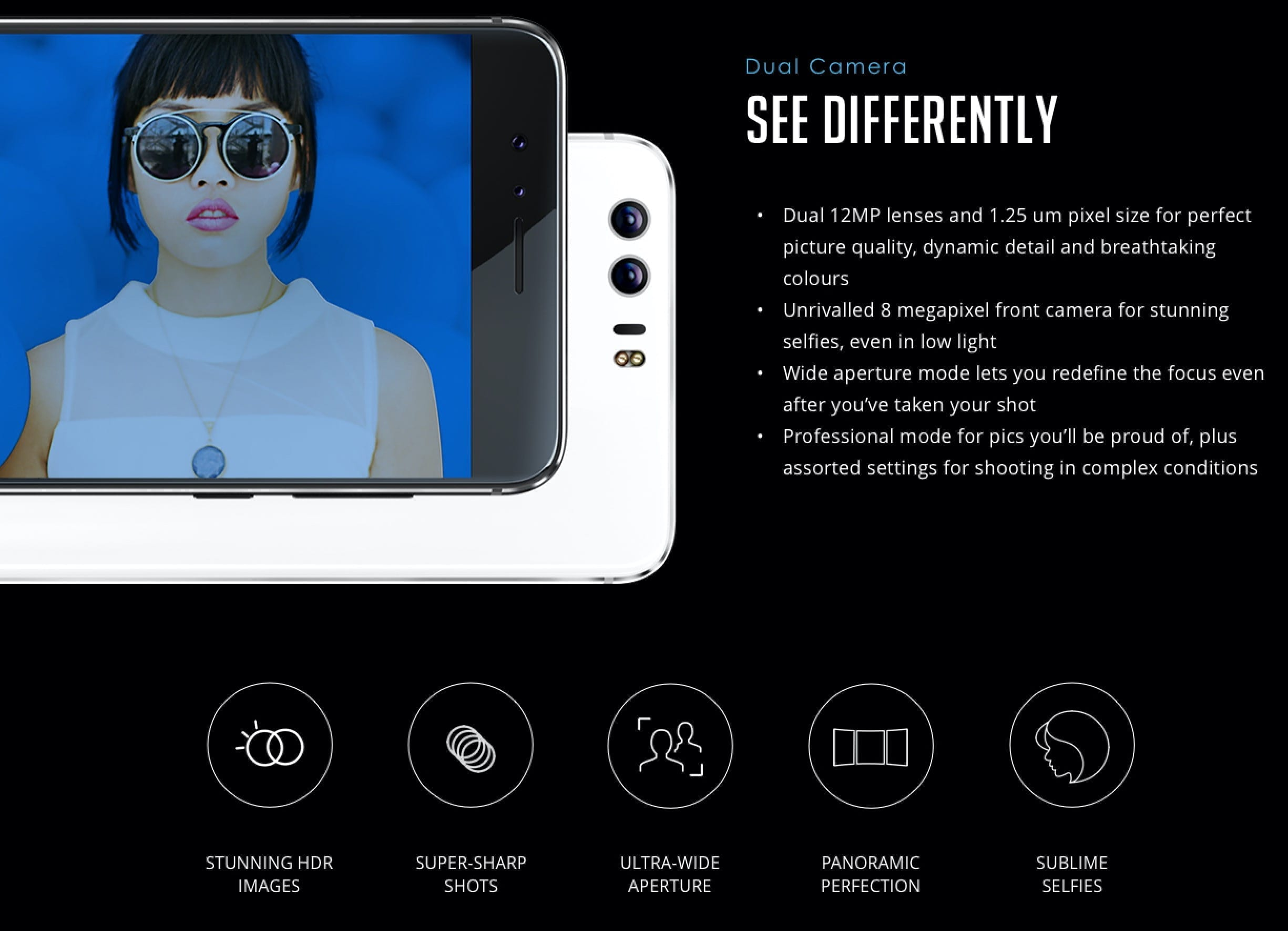 The Honor 8 camera explained
