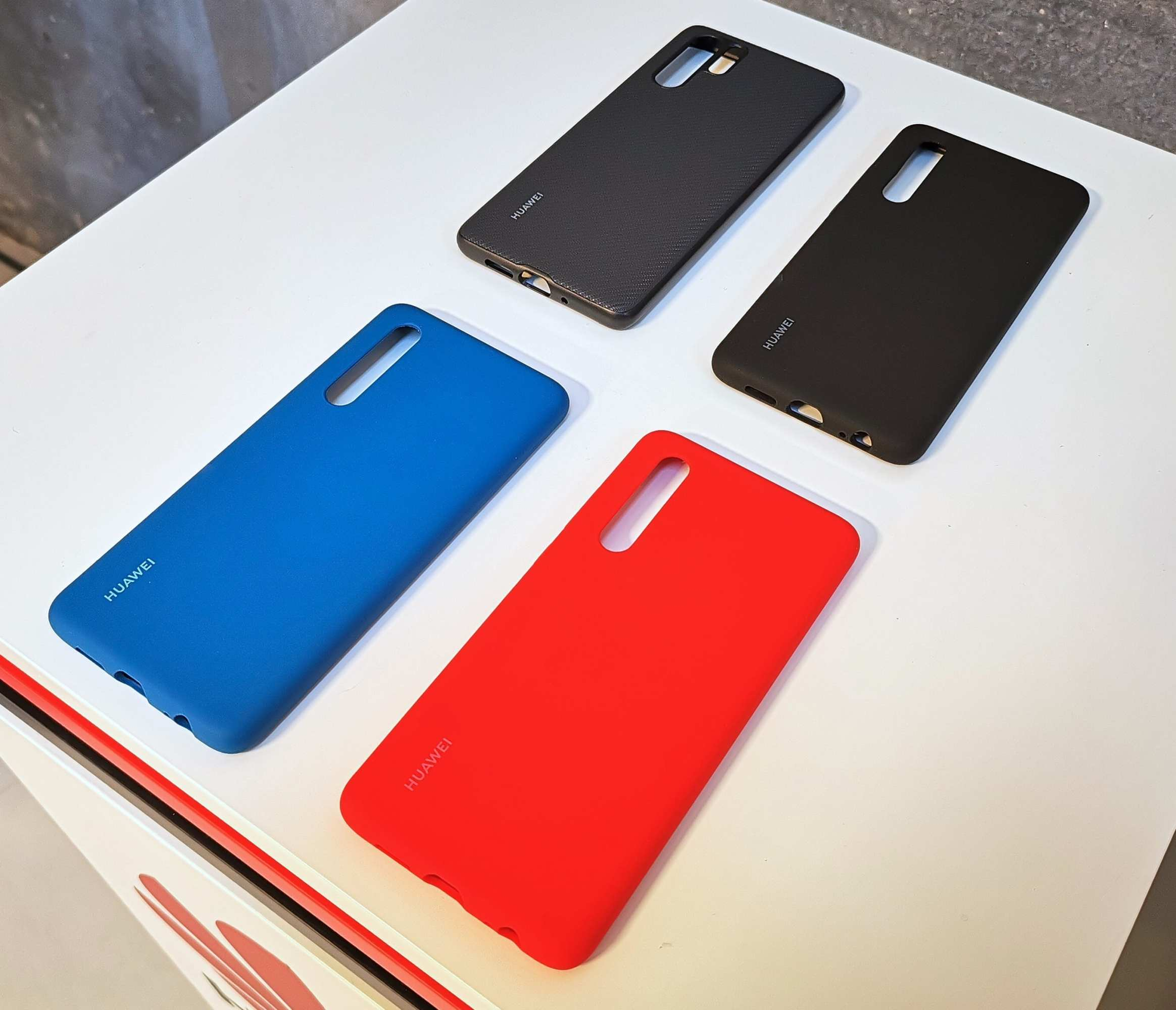 Huawei P30 and P30 Pro cases