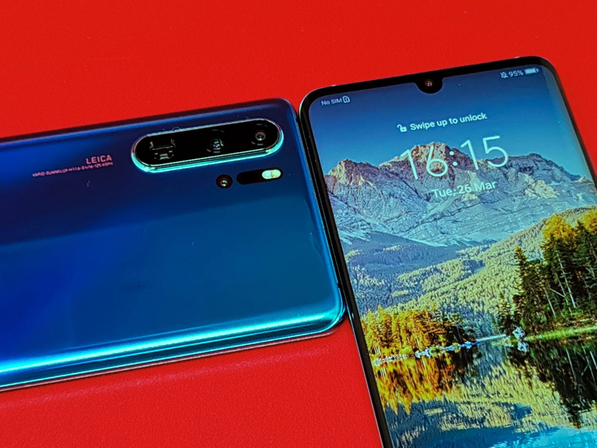 Huawei P30 Pro Hands-On: Huawei's claim of rewriting the